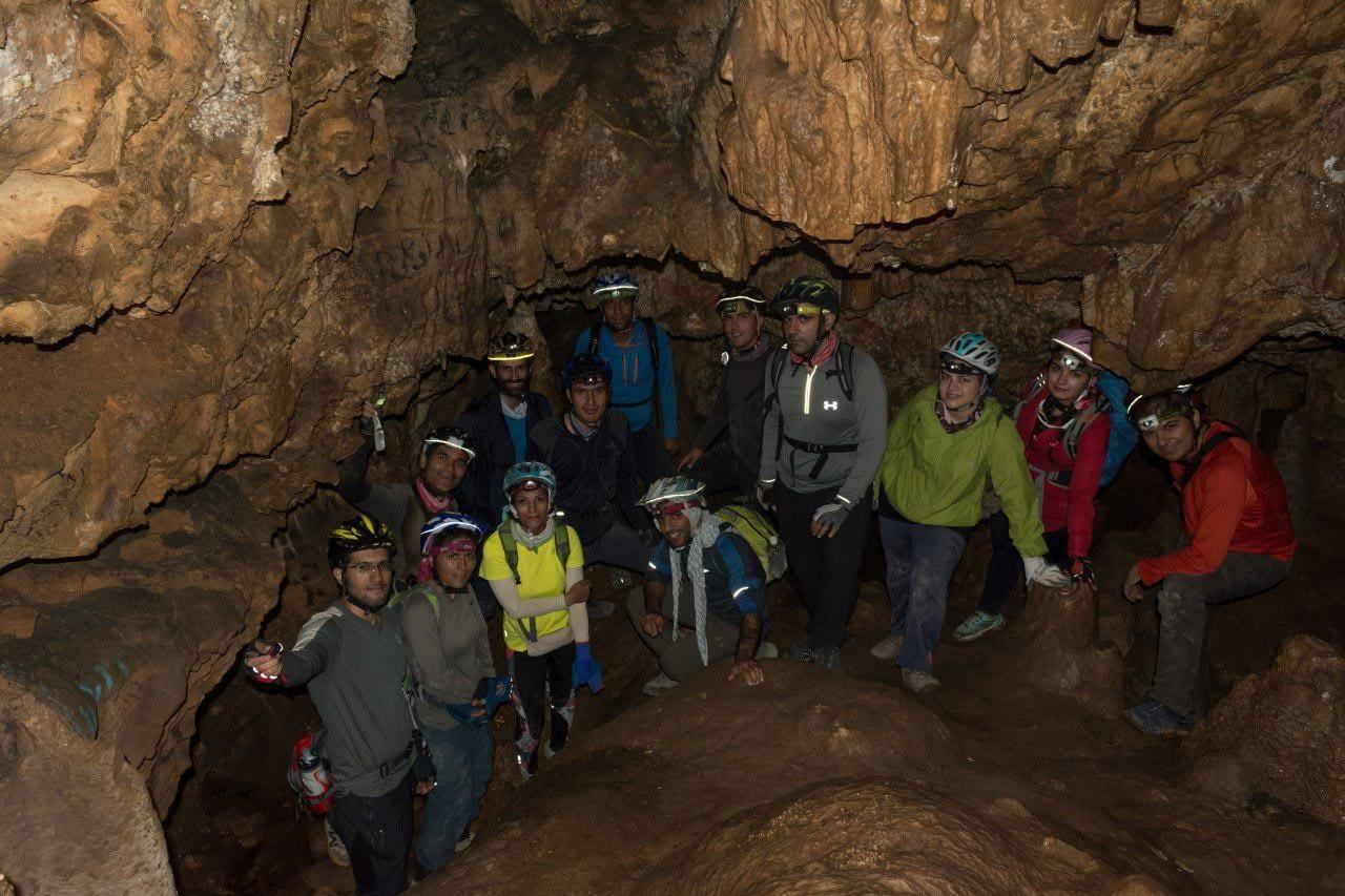 غار رودافشان